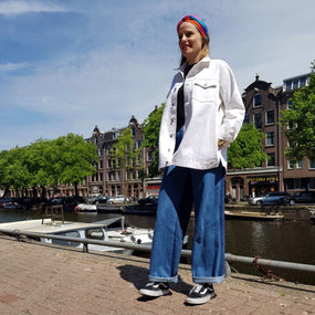 FJ denim in Amsterdam