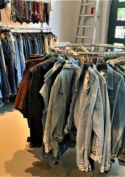 Think twice T2 denim vintage stores in brussels