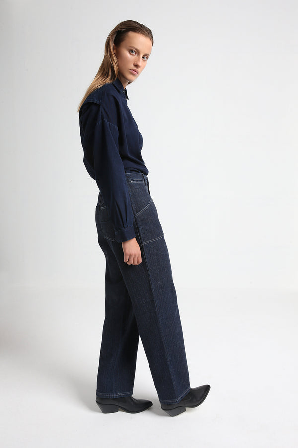 PAXTON workwear style denim pants