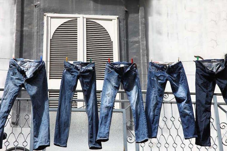 façon jacmin denim pants care tips