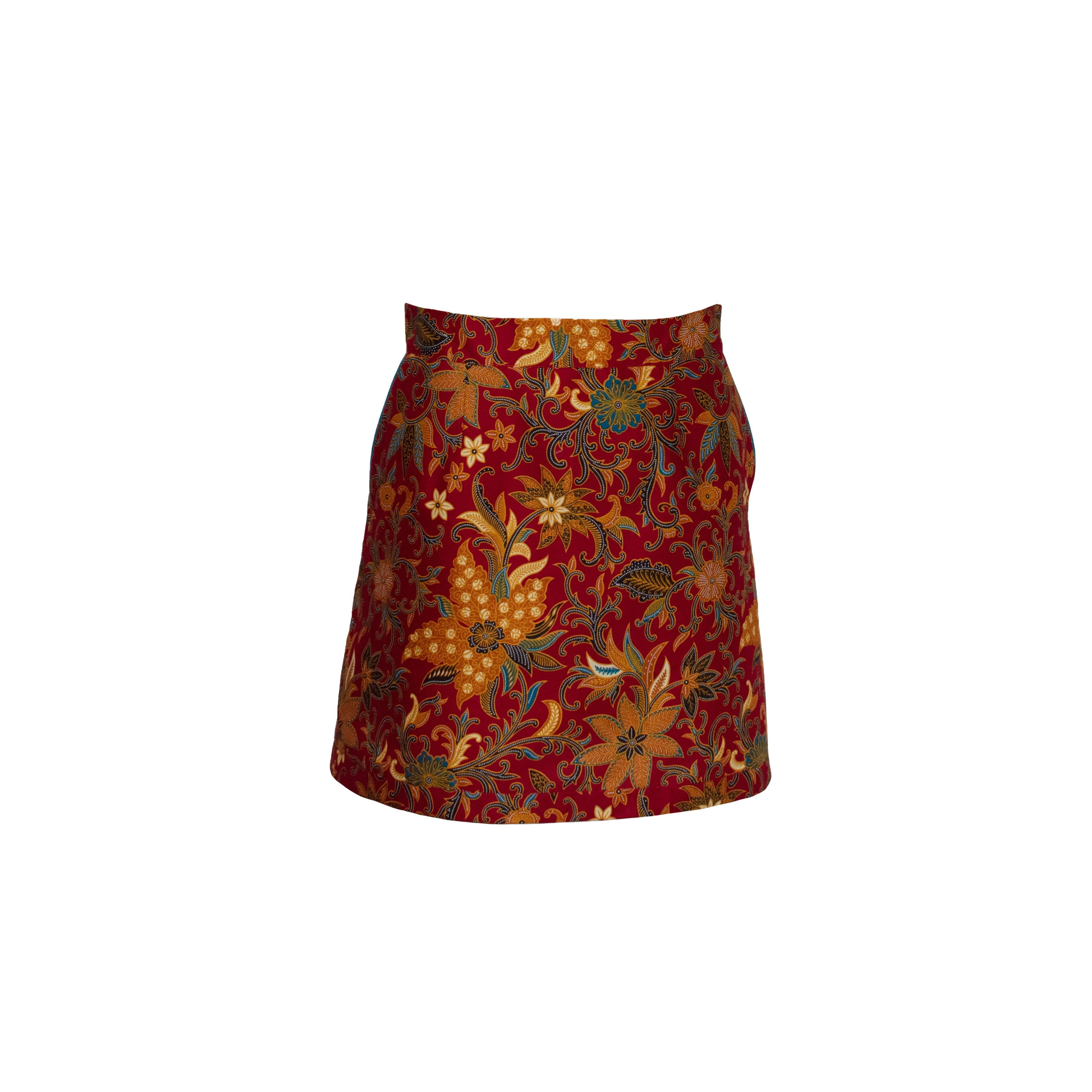 Mini Skirt with Pockets Pacitan