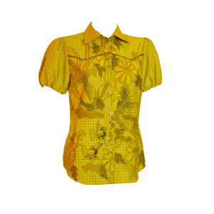 Phoenix Women's Short Sleeve Button Up Shirt SOLD OUT