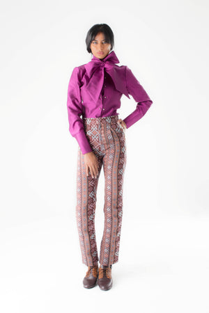 Women's long trousers