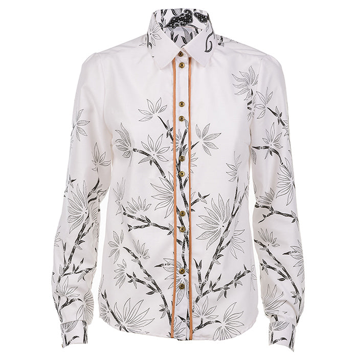 Sidomukti Long Sleeve Button Up Shirt