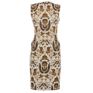 Semi Rama Sleeveless Pencil Dress