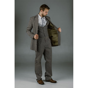 Truntum Suit Trousers