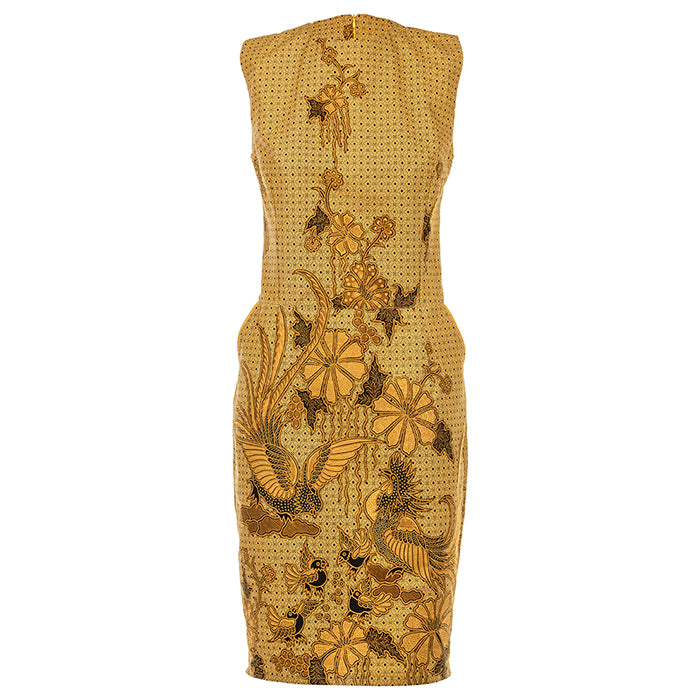 Phoenix Sleeveless Pencil Dress