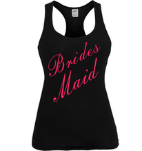 Brides Maids Tanks