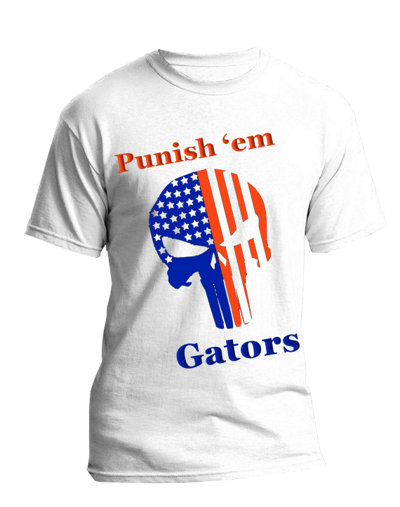 Punish Em Gators