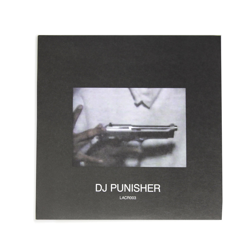 LACR003 - DJ PUNISHER / UNTITLED