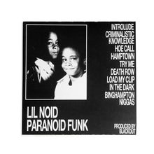 [LACR017] / LIL NOID - PARANOID FUNK