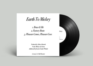 LACR026 - Earth To Mickey