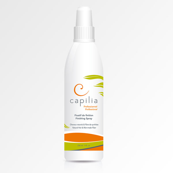 Capilia Professional Finishing Spray for wigs | Fixatif de finition pour perruque