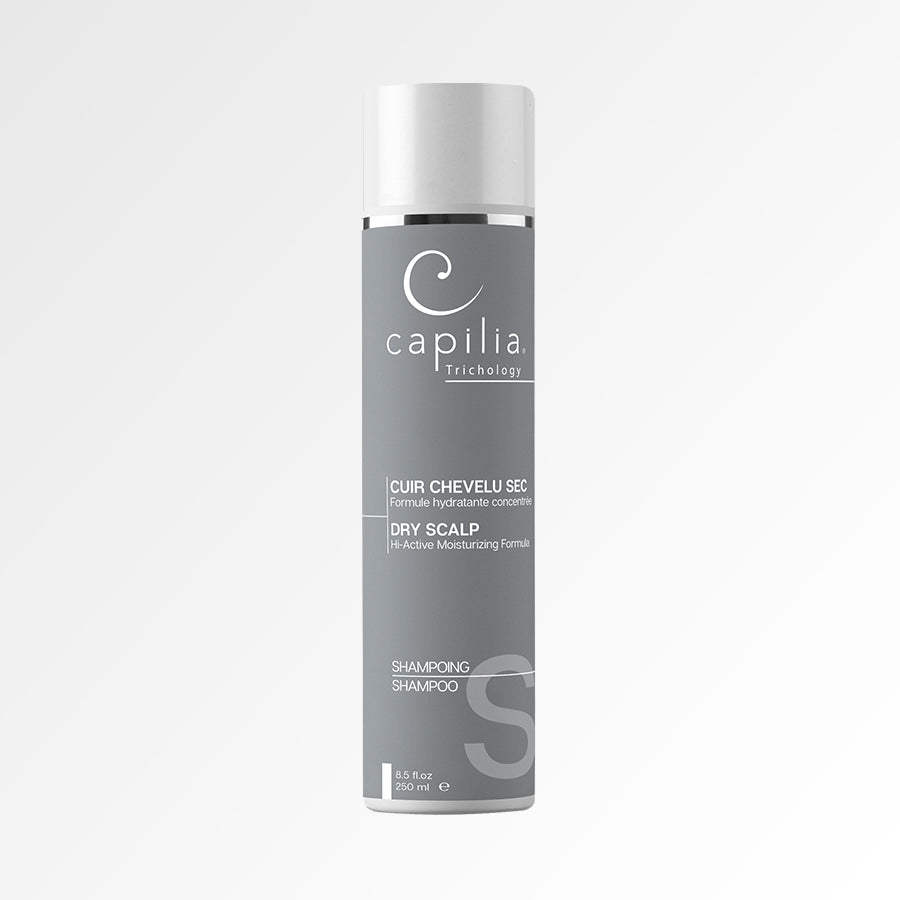 Load image into Gallery viewer, Capilia Trichology Dry Scalp Shampoo | Shampoing Cuir chevelu sec
