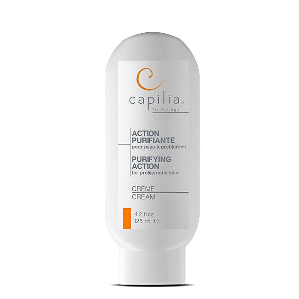 Capilia Trichology Purifying Action cream | Crème purifiante
