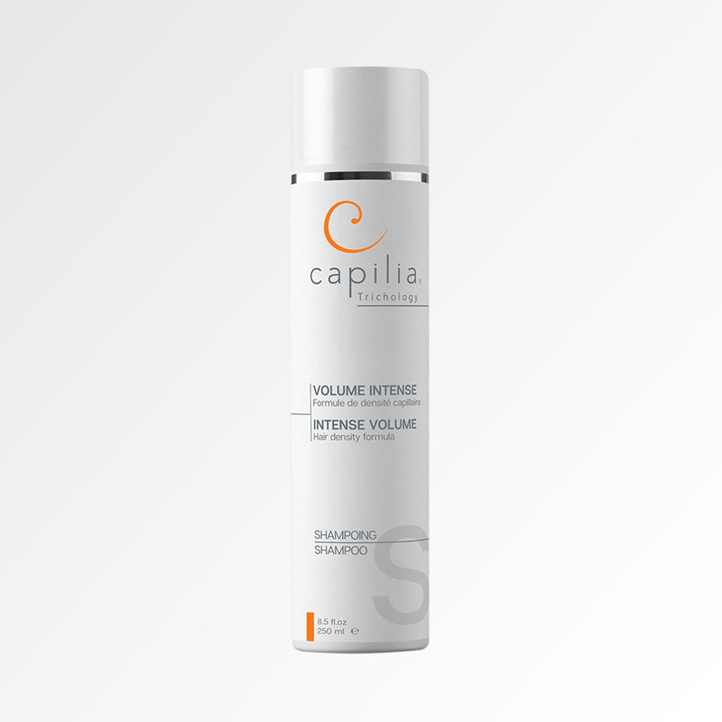 Capilia Trichology Intense Volume Shampoo | Shampoing Volume Intense