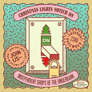 23/11/19 - Independents Of The Underbank Christmas Lights Switch On