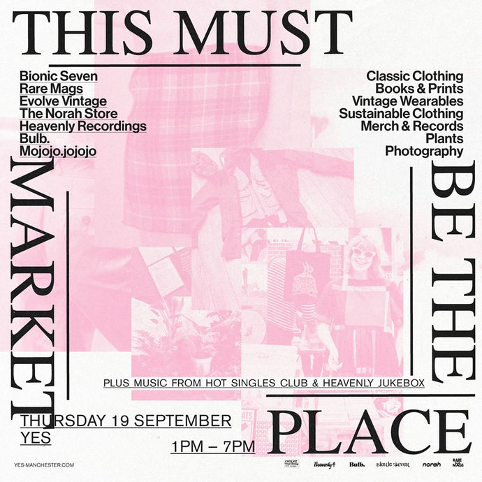 19/09/19 - This Must Be The Market Place - YES MCR