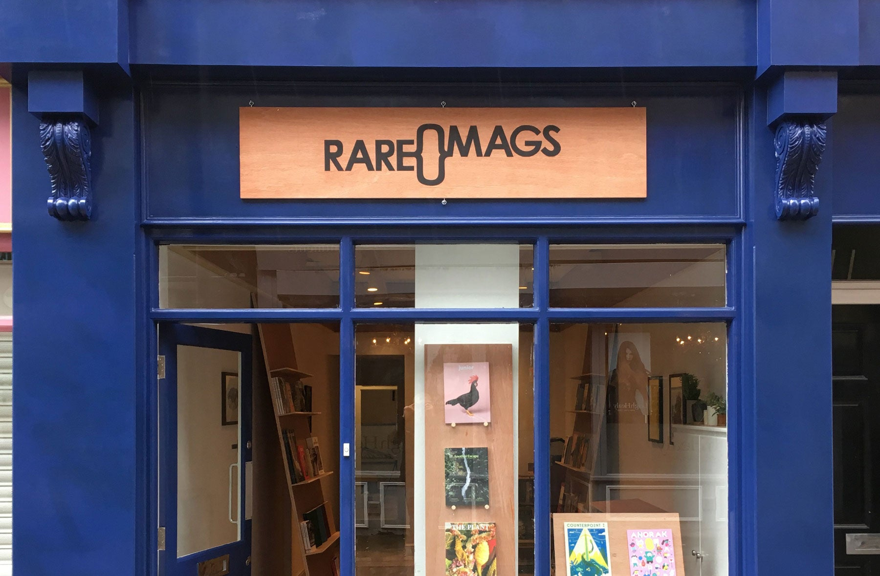 Image result for rare mags stockport