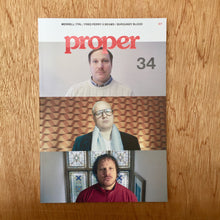 Proper Issue 34 (Burgundy Blood)