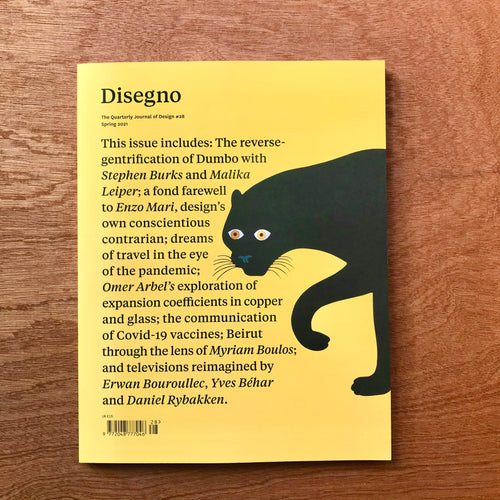 Disegno Issue 28