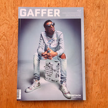 Gaffer Issue 2 (Mostack cover)