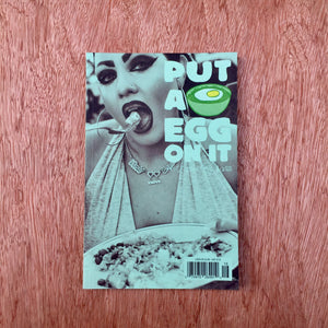 Put A Egg On It Issue 16