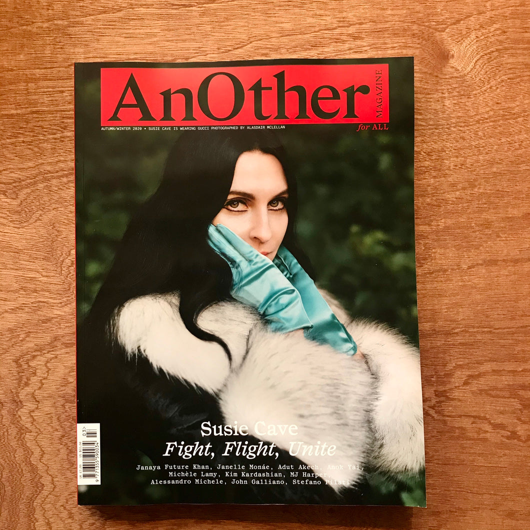 AnOther Issue 39 Autumn/Winter 20 (Susie Cave Cover)