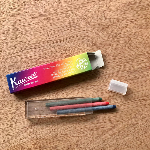 Kaweco Coloured Pencil Leads 5.6mm
