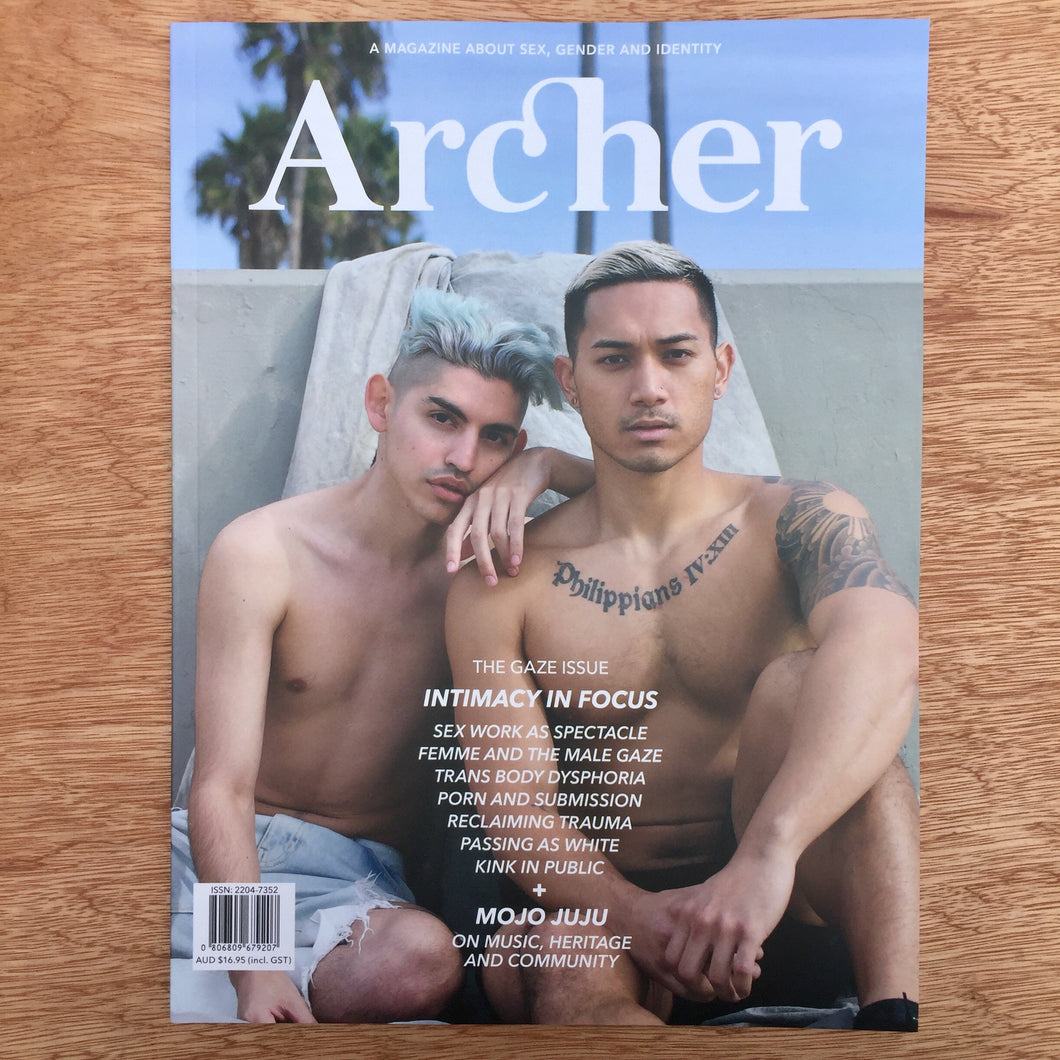 Archer #11 - The Gaze Issue