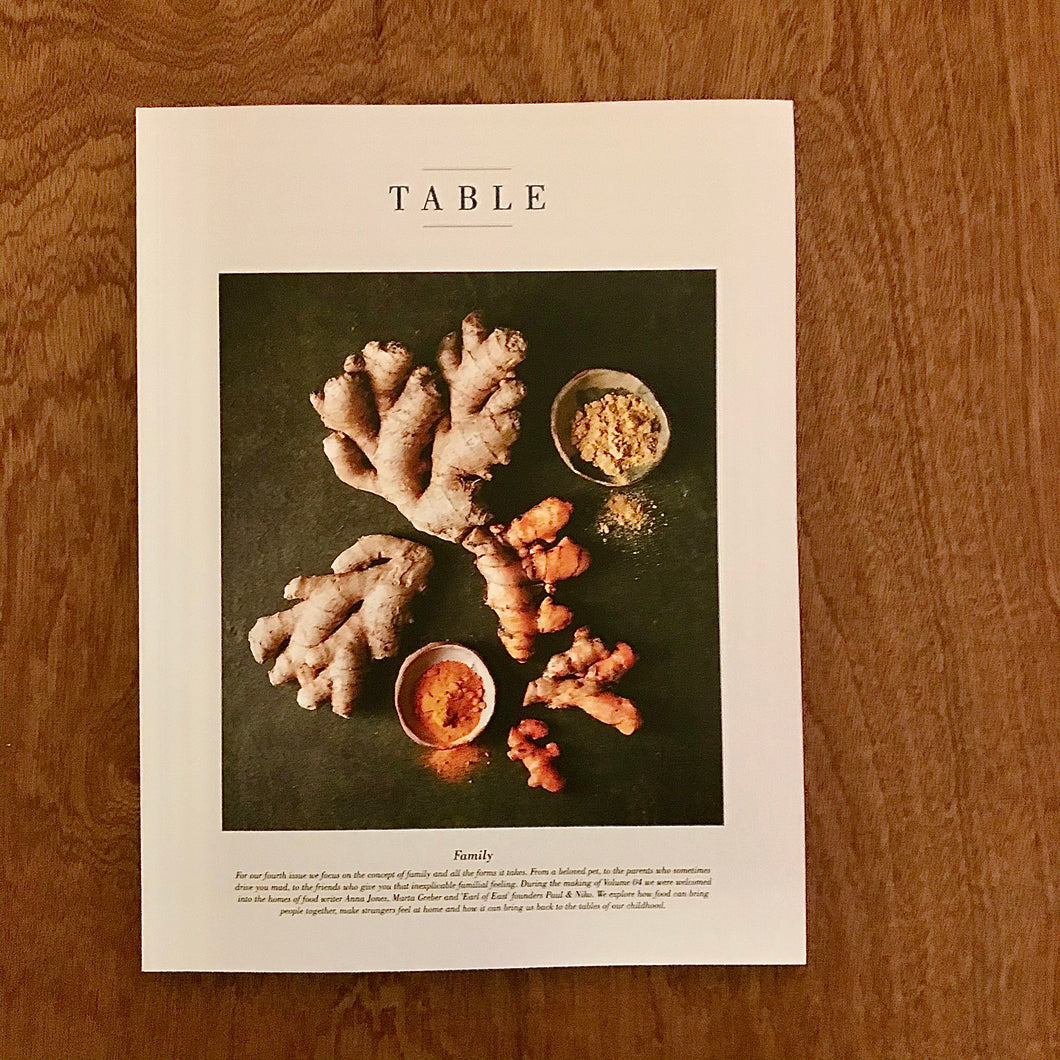 Table Issue 4