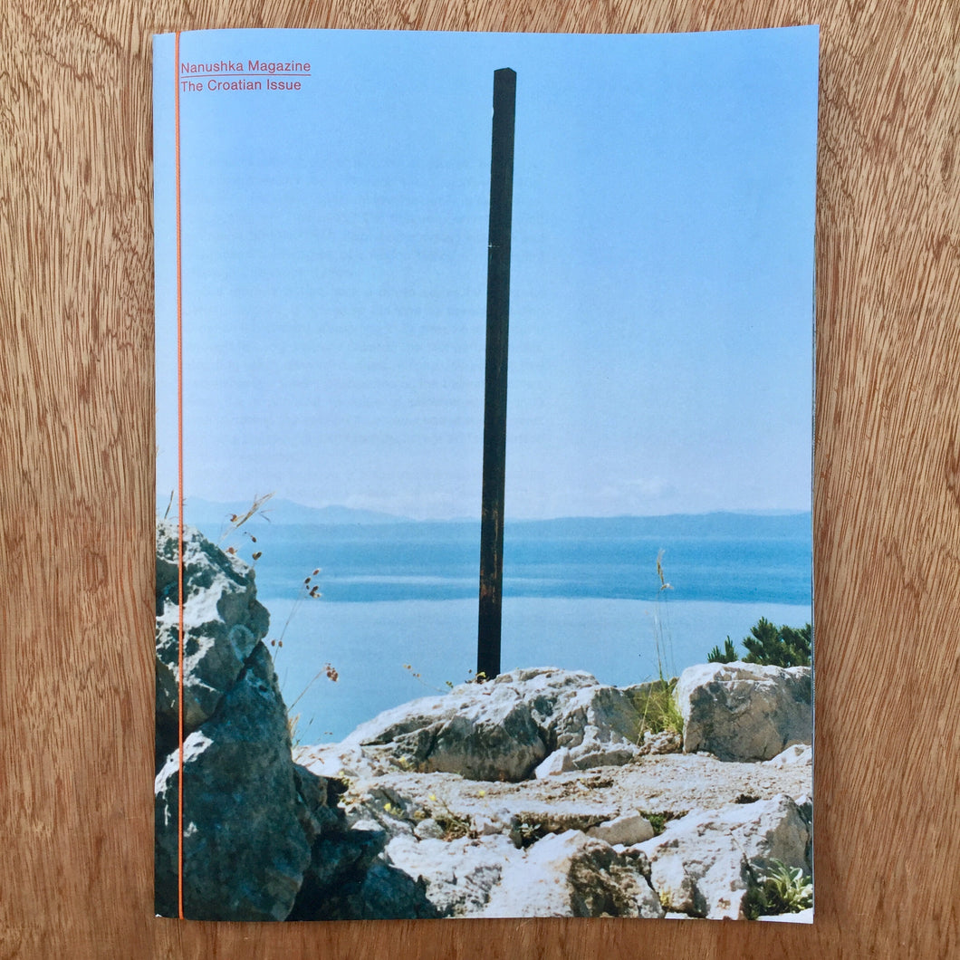 Nanushka Magazine Issue 1 - The Croatian Issue