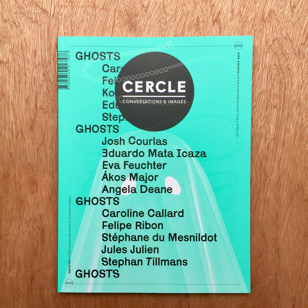 Cercle Issue 8 - Ghosts