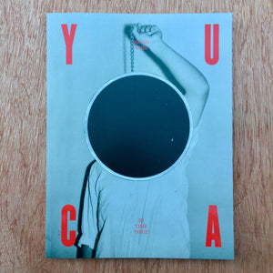 YUCA Magazine. Issue 3 Cover 2