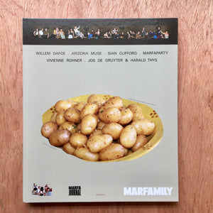 Marfamily Issue 6 (Potatoes by Julia Monsell & Esther Theaker)
