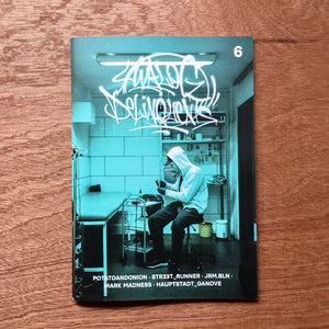 Analog Delinquents Volume Six