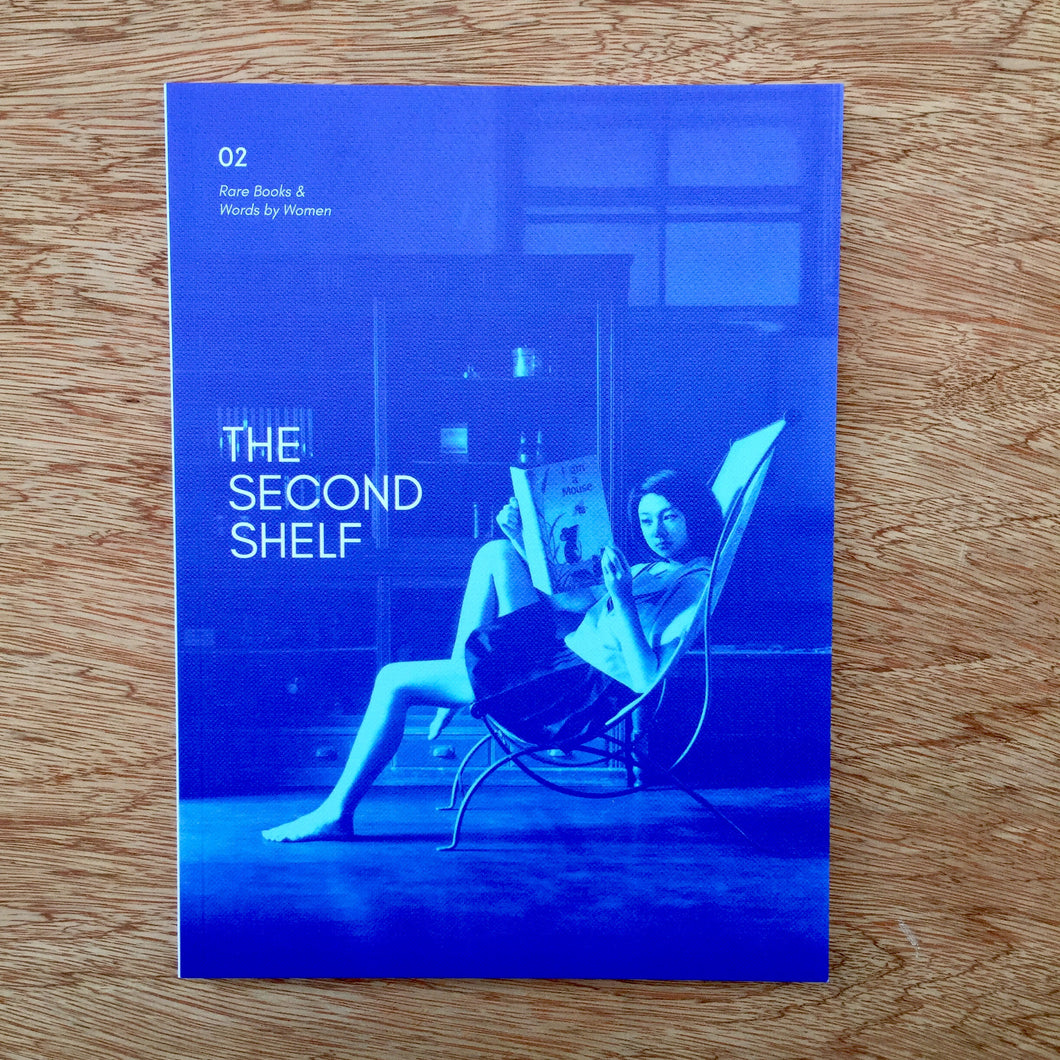 The Second Shelf - Issue 02