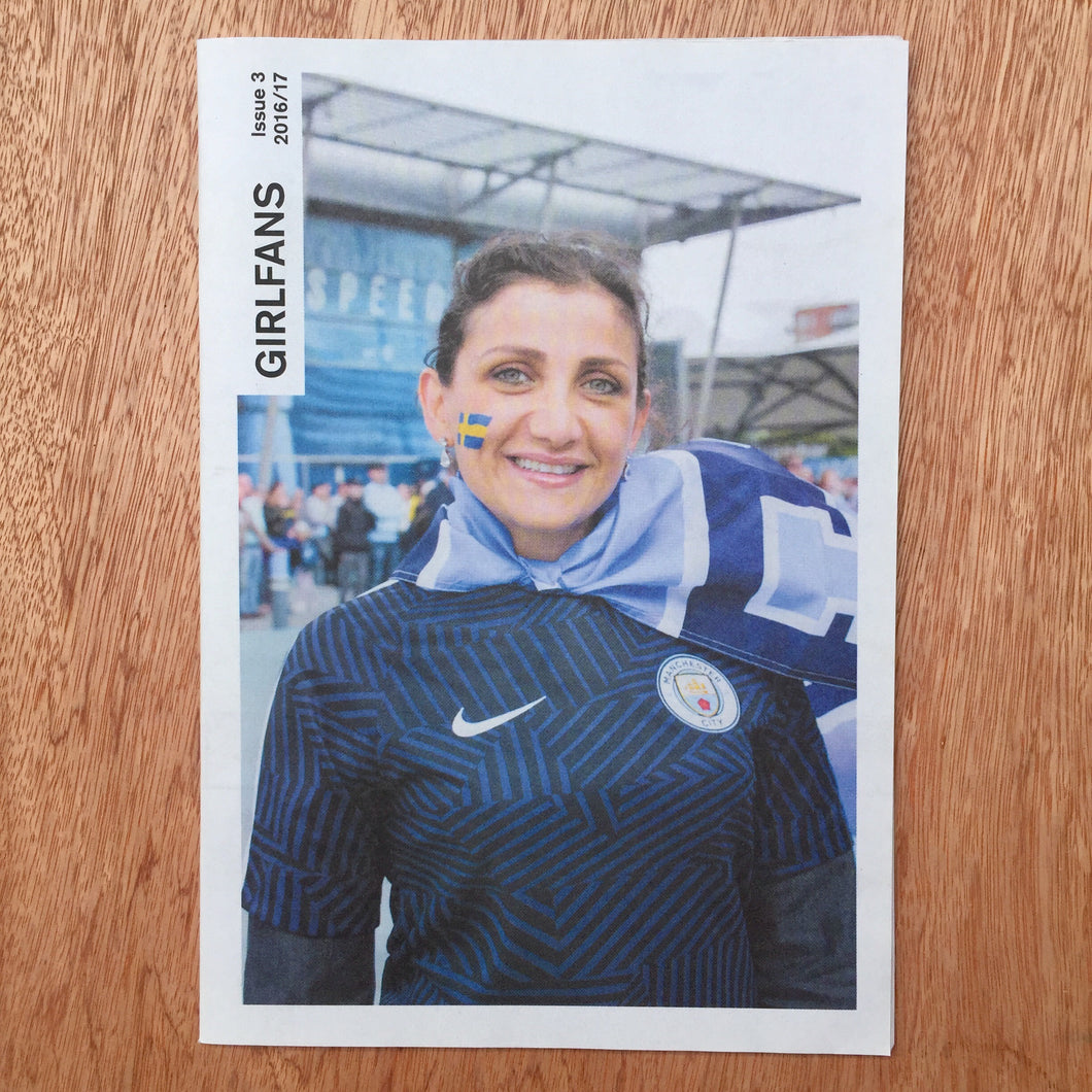 GIRLFANS Issue 3 - Manchester City