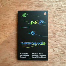 The Age Of Earthquakes