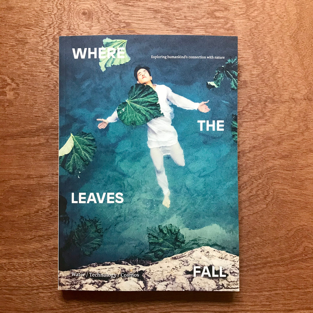 Where The Leaves Fall Issue 05