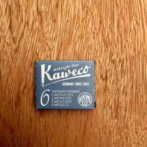 Kaweco Fountain Pen Ink Cartridges