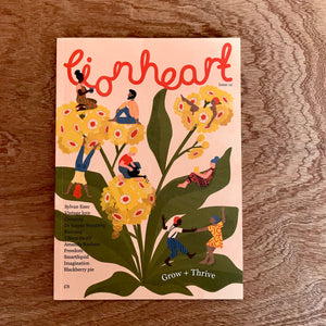 Lionheart Issue 12