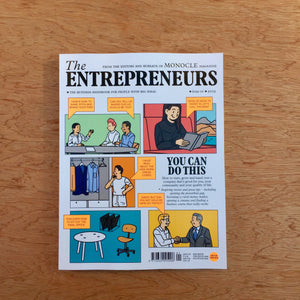 Monocle Entrepreneurs Issue 1