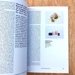 The Fourdrinier Issue 01