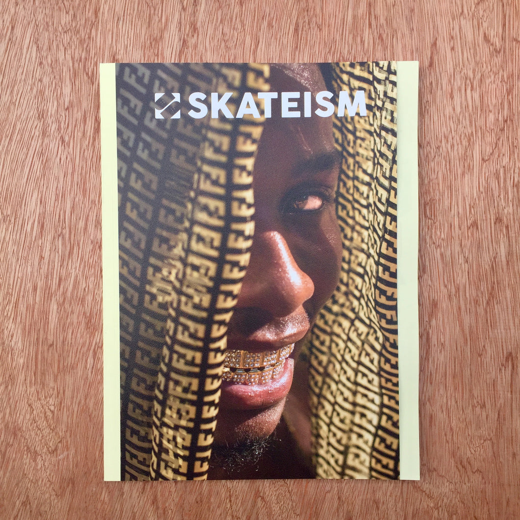 Skateism Issue 5