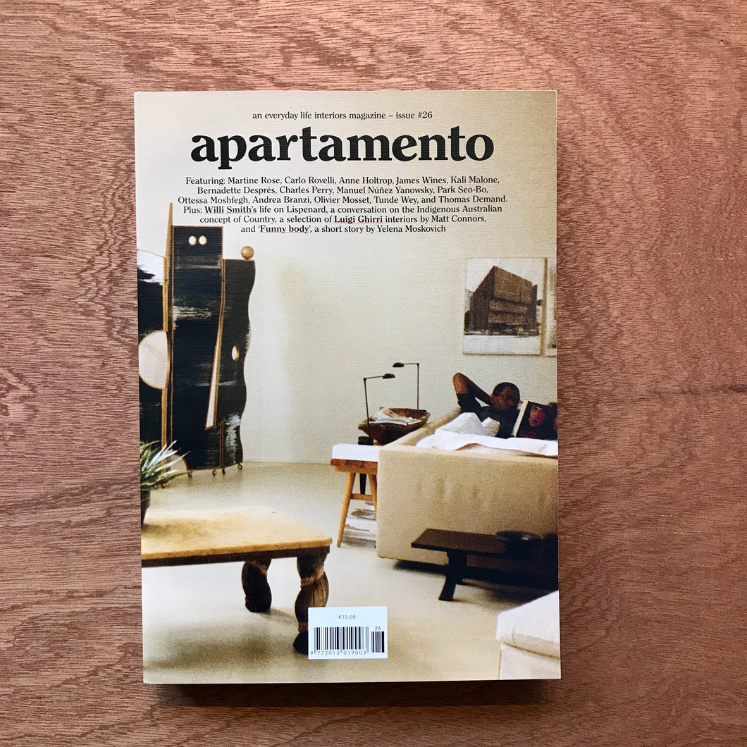 Apartamento Issue 26