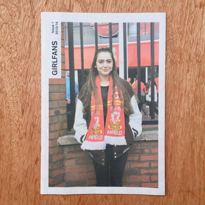 GIRLFANS Issue 1 - Liverpool FC