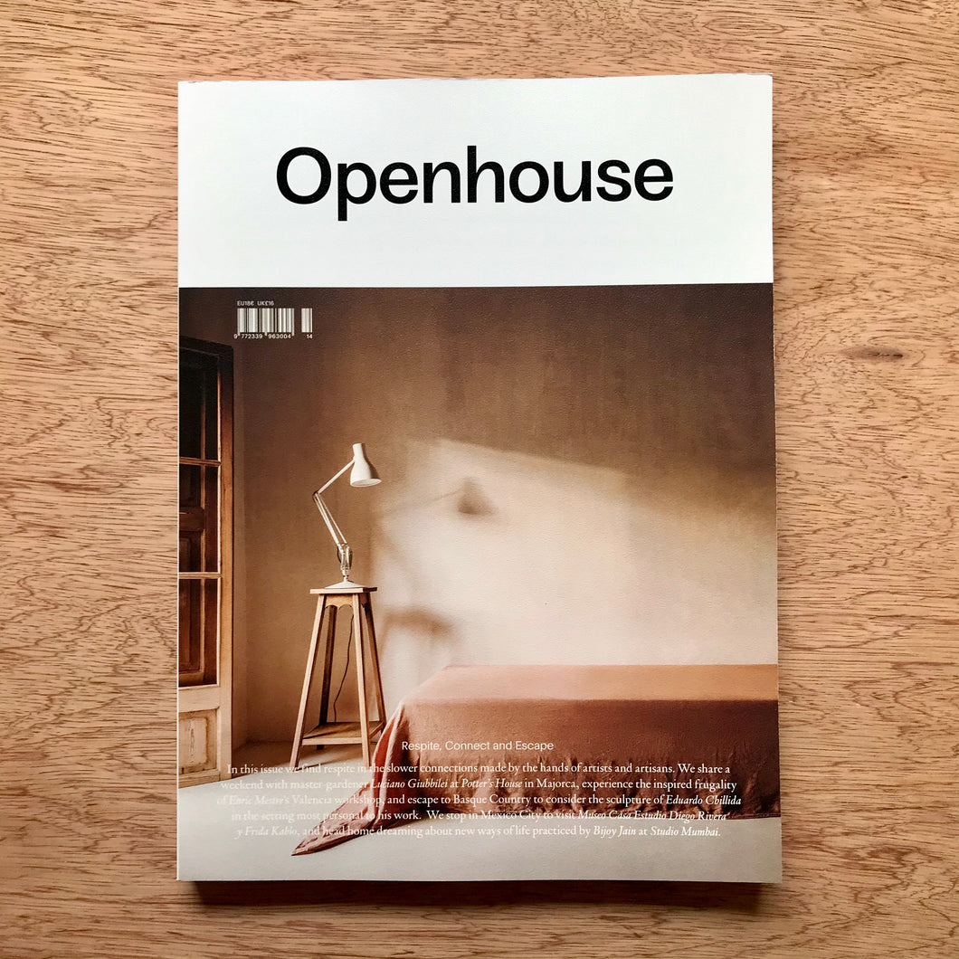 Openhouse Issue 14