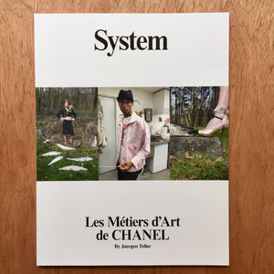 System Issue 15 (Charles Jeffrey Cover)