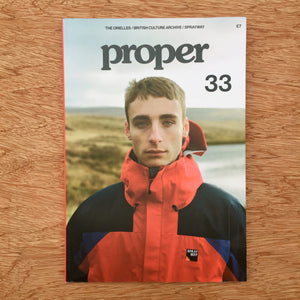 Proper Issue 33 (Sprayway Cover)